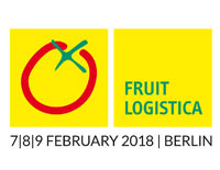 7-9 February 2018 – Fruit Logistica, Berlin – Germany