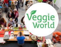 13 – 14 october 2018 – VeggieWorld, Paris – France