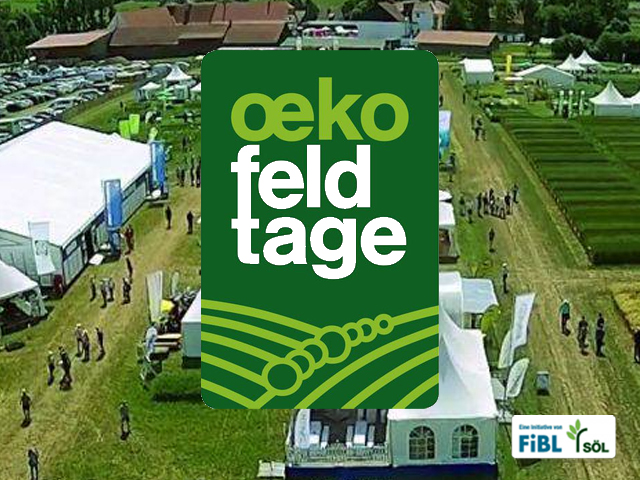 3-4 Juillet 2019 – Öko-Feldtage, Staatsdomäne Frankenhausen – Allemagne (exposant)