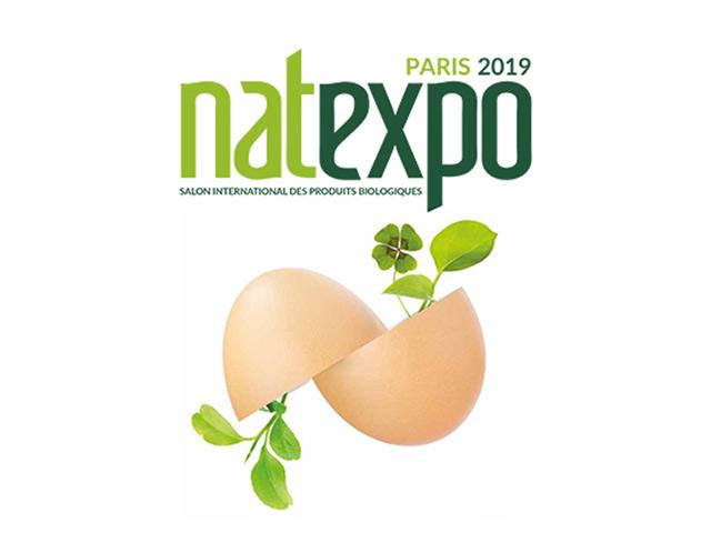 20-21-22 Octobre 2019 – Salon Natexpo, Paris – France (EXPOSANT)