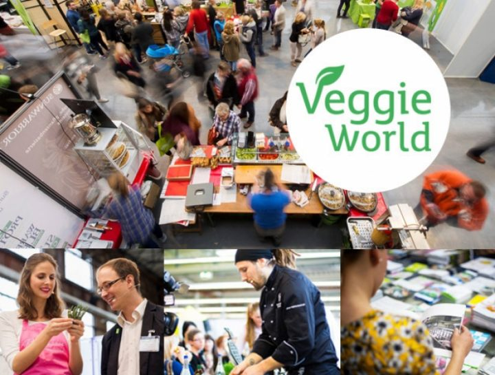 March 23th 2019, VeggieWorld – Berlin – Germany
